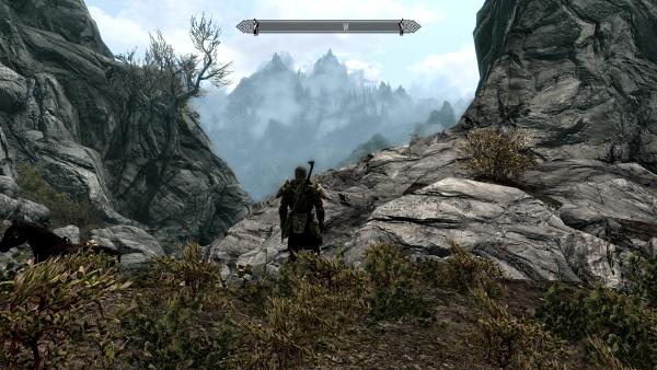 The Elder Scrolls V: Skyrim - High Resolution Texture Pack